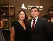 Eveline e Rafael Gomes