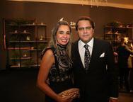 Renata Marcan e Paulo Fraga