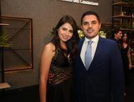 Juliana Quinderé e Rodrigo Castelo Branco