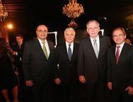 Fernando Cirino Gurgel, Pio Rolim, Ricardo Cavalcante e Carlos Matos