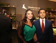 Juliana Lustosa e Emanuel Nobrega