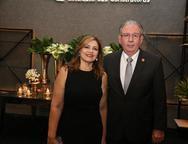 Rosângela e Ricardo Cavalcante