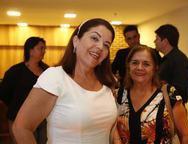 Carla Leal e M�rcia Pinheiro