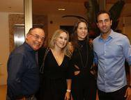 Eduardo, Let�cia Leite, Dani Eloy e Vitor Frota