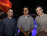 Ferreira, Samuel Albuquerque e Augusto Vidal