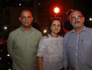 Jonathan Bastos, Mariana Ruth e Jos� Bastos