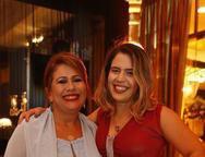 Ana Lucia e Mar�lia Ramos