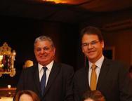 Angela e Kleber Cunha, Marcelo e Roberta Pinheiro