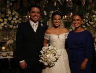 Euclides, Tamires e Nazar Santiago