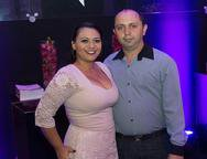 Dani Lima e Marcos Antonio