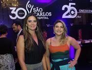 Larisse Lucena e Kercia Coelho