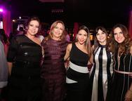 Luciana, Evelie e Natalia Monteiro, Isabelle e Karine Trindade
