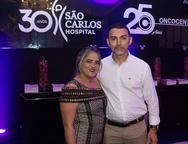 Luisa Fernandes e Claudio Gomes