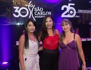 Maria Elisangela, Deisiane e Julia Santos