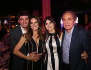 Rafael Torres, Karine, Isabel e Wilson Meireles