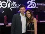 Rafael Torres e Karine Trindade