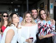 Candida Lopes, Carla Rodrigues, Danilo Carvalho e Ticiana Rodrigues