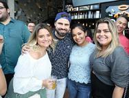 Carla Rodrigues, Renno, Camila Macedo e Renata Benevides
