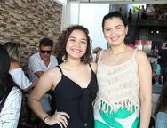 Marina Lustosa e Myrlla Gomes