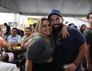 Renata Benevides e Luiz Victor Torres