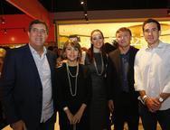 Luis Gastão, Circe Jane, Débora Sombra, Mauricio Fillizola e Luis Bittencourt