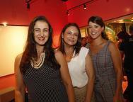 Alcilene Mota, Juliana de Fatima e Carla Pinto