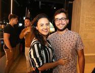 Dara Rodrigues e Jader Atila