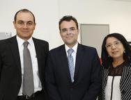 Hebert Reis, Rodrigo Costa e Marcia Vieira