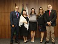 Hugo Rodrigo Costa, Ana Luiza Pretel, E�rica Pinheiro, Silvia Lobo e Miguel