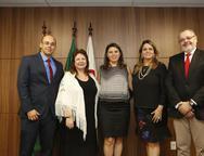 Hugo Rodrigo Costa, Ana Luiza Pretel, �Erica Pinheiro, Silvia Lobo e Miguel