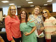 Isaura Sampaio, Aldenia Jathay, Lia e Socorro França