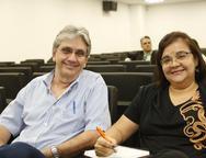 Rafael Nunes e Cristine Arrais Nunes