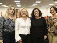 Amanda Brito,  Isabel Queiroz,  Monica Nogueira e Katia Tutume