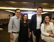 André e Micaella Queiroz, Hoto Silva e Rosalina Alves