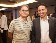 Luiz Henrique e Venacio Freitas