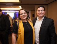 Lorena Maciel e Rafael Figueiredo
