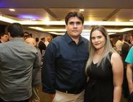 Leonardo Cavalcante e Gerarda Araújo