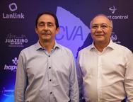 Ozair Gomes e Delano Gadelha