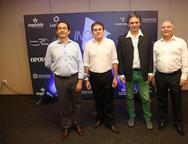 Ozair Gomes, Humberto Borges, Laureno e Delano Gadelha