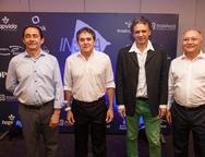 Rozair Gomes, Humberto Borges, Laureno Geneflids e Delano Gadelha