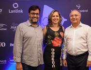Sergio Barreira, Dina Timbo e Delano Gadelha