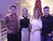 Valderzei Wanderley, Ana Cristina Meira, Liliane Meira e Alexandre Pereira