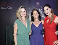 Viviane Ferreira, Cibele Parreira e Luciana Otoch