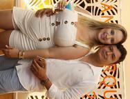 Lorena Medeiro e Max Fred