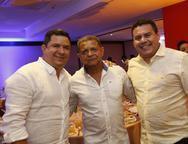 Marilso Rapouso, Ronaldo e Nildo Rodrigues