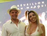 Rafael e Claudia Noleto