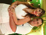 Sheyla Suyane e Ricardo Dhreia