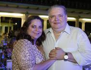 Eveline e Pedro Jorge