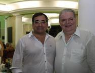 Jardson Cruz e Pedro Jorge