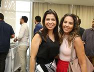 Alessandra Adjafre e Marcela Abrel